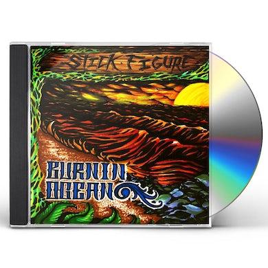 Stick Figure BURNIN OCEAN CD