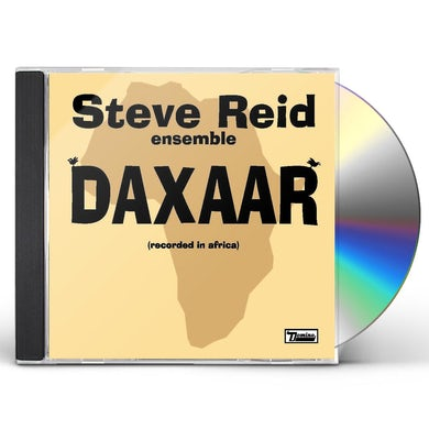 Steve Ensemble Reid DAXAAR CD