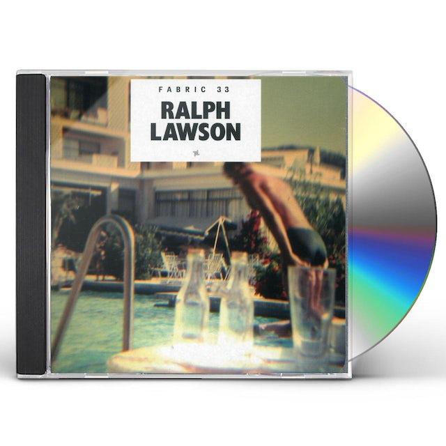 Ralph Lawson FABRIC 33 CD