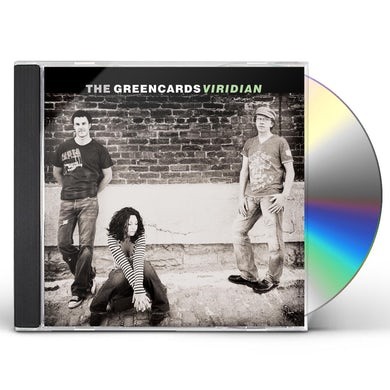 Greencards VIRIDIAN CD
