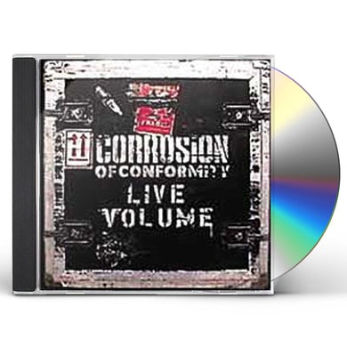 Corrosion Of Conformity LIVE VOLUME CD
