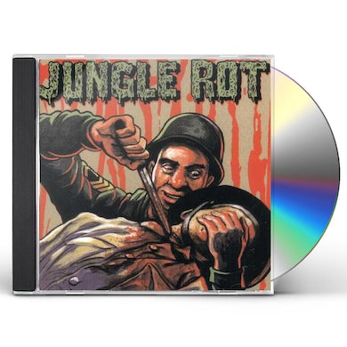 Jungle Rot DARKNESS FORETOLD CD