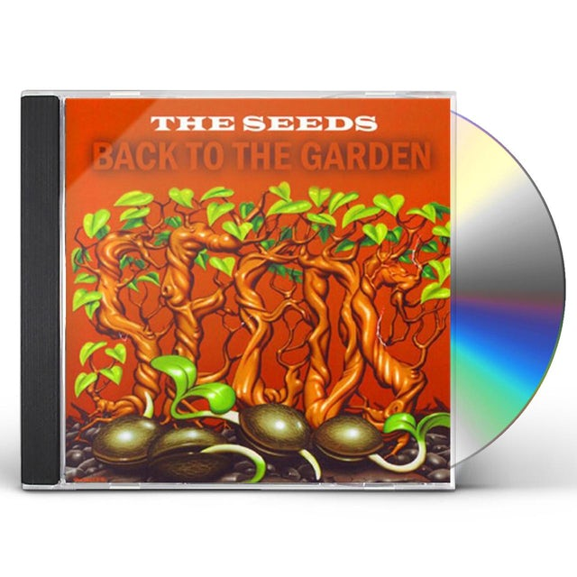 Seeds BACK TO THE GARDEN CD