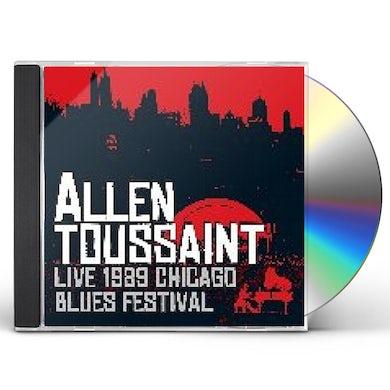 Allen Toussaint LIVE 1989 CHICAGO BLUES FESTIVAL CD
