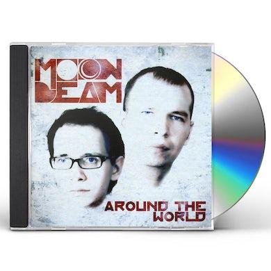Moonbeam AROUND THE WORLD CD