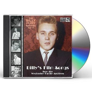 Billy Fury RARITIES 19 (BILLY'S FILM SONGS) CD