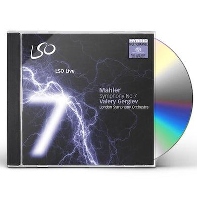 Mahler: Symphony No.7 CD
