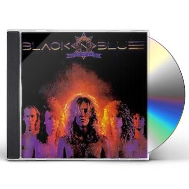 Black n Blue IN HEAT CD