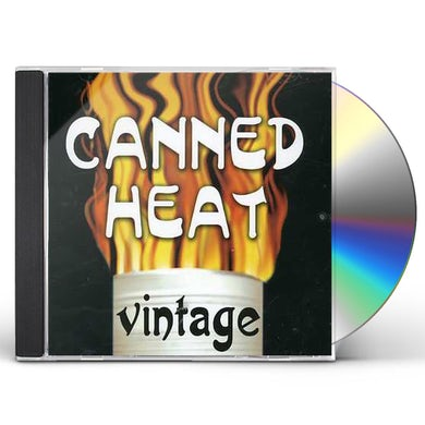 Canned Heat VINTAGE CD
