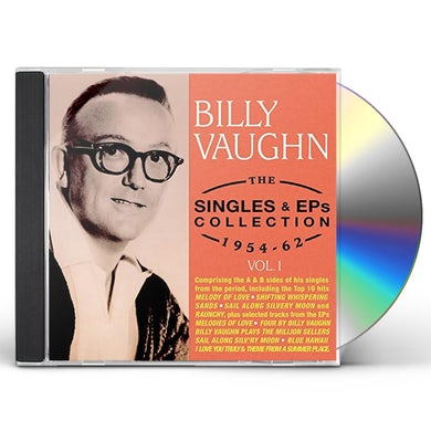 Billy Vaughn SINGLES & EPS COLLECTION 1954-62 CD