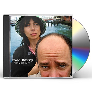 Todd Barry FROM HEAVEN CD