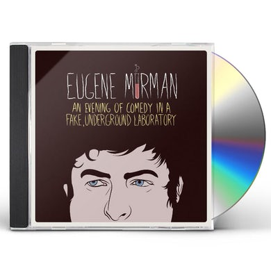 Eugene Mirman AN EVENING OF COMEDY IN A FAKE UNDERGROUND LABORAT CD