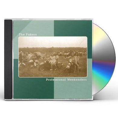 Fakers PROFESSIONAL WEEKENDERS CD