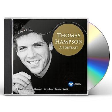 Thomas Hampson PORTRAIT CD