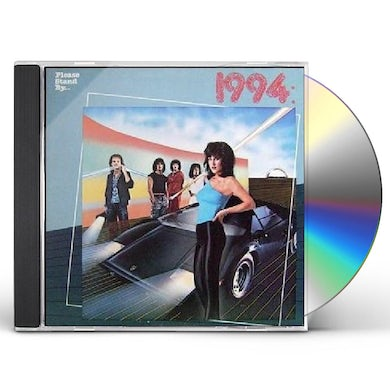 1994 PLEASE STAND BY CD