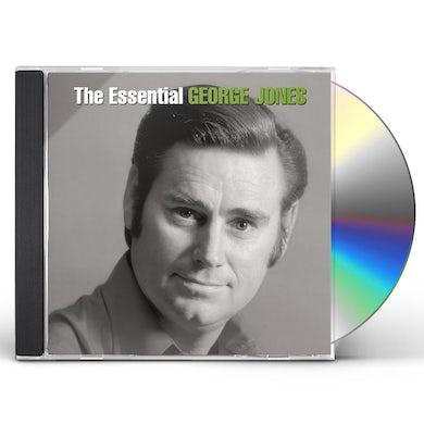 George Jones ESSENTIAL CD