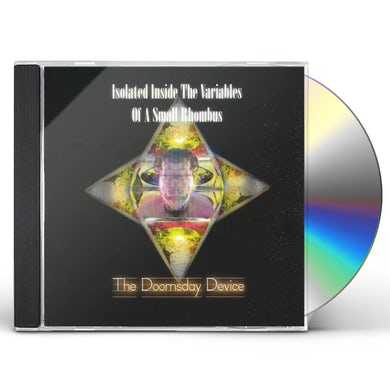 Doomsday Device ISOLATED INSIDE THE VARIABLES OF A SMALL RHOMBUS CD