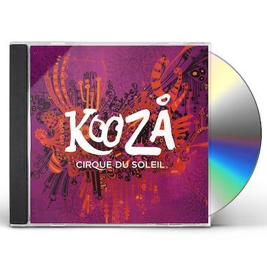 Cirque du Soleil KOOZA CD