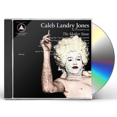 Caleb Landry Jones THE MOTHER STONE CD