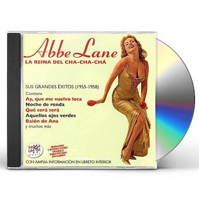 Abbe Lane LA REINA DEL CHA-CHA-CHA SUS GRANDES EXITOS 55-58 CD
