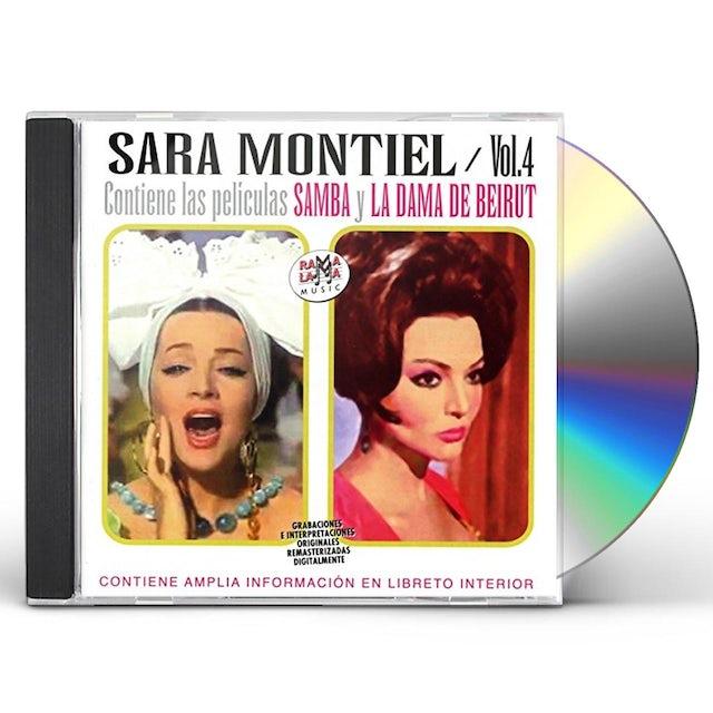Sara Montiel VOL 4 CONTIENE LAS PELICULAS SAMBA Y LA DAMA DE CD