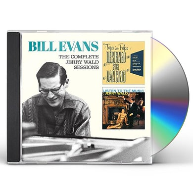 Bill Evans COMPLETE JERRY WALD SESSIONS CD