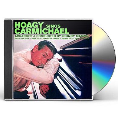 Hoagy Carmichael HOAGY SINGS CARMICHAEL / STARDUST ROAD CD