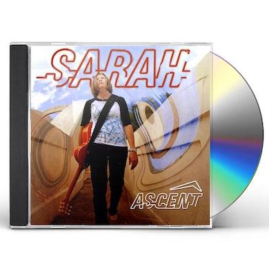 Sarah ASCENT CD