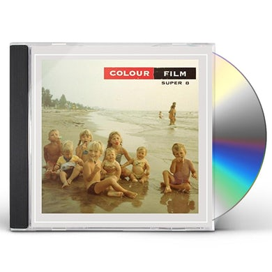 Colour Film SUPER 8 CD