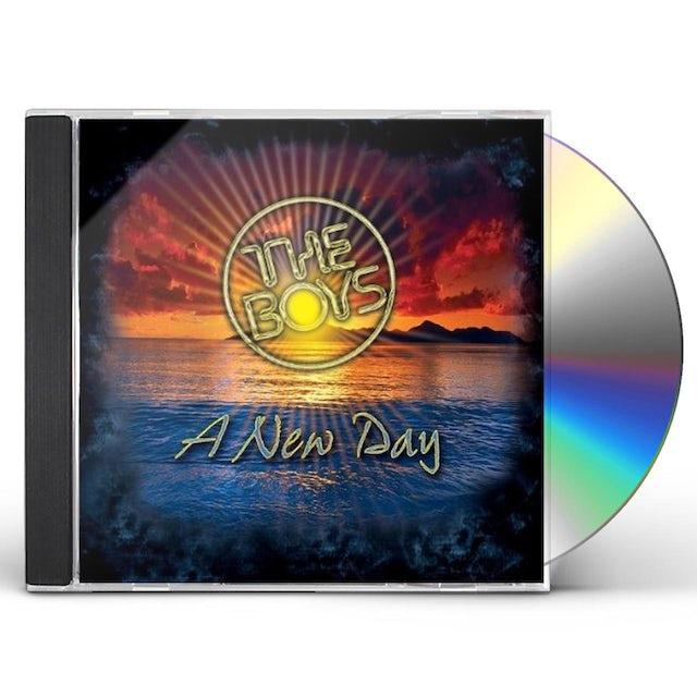 Boys NEW DAY CD