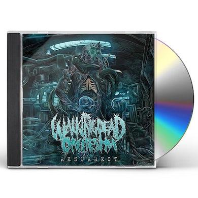 Walking Dead Orchestra RESURRECT CD
