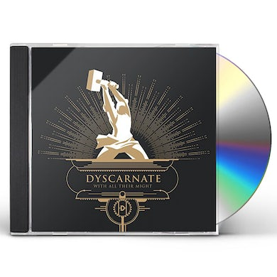Dyscarnate WITH ALL THEIR MIGHT CD