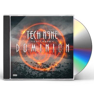 Tech N9Ne DOMINION CD
