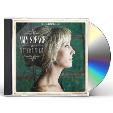 Amy Speace THAT KIND OF GIRL CD