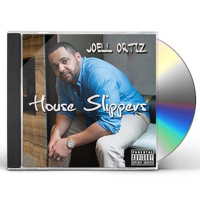 Joell Ortiz HOUSE SLIPPERS CD