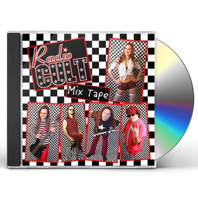 Radio Cult MIX TAPE CD