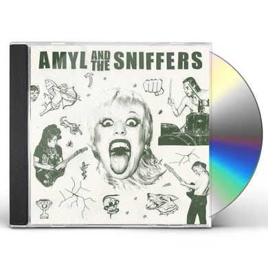 Amyl and The Sniffers CD
