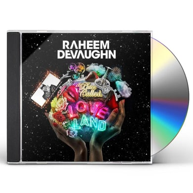 Raheem DeVaughn  PLACE CALLED LOVELAND CD