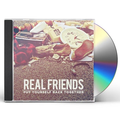 Real Friends PUT YOURSELF BACK TOGETHER CD