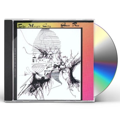 Sun Ra / Solar Arkestra MAGIC CITY CD