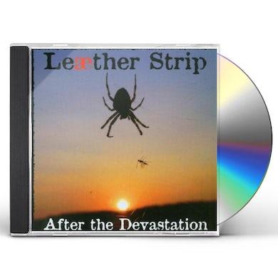 Leaether Strip AFTER THE DEVASTATION CD