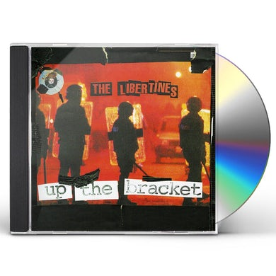 The Libertines UP THE BRACKET CD
