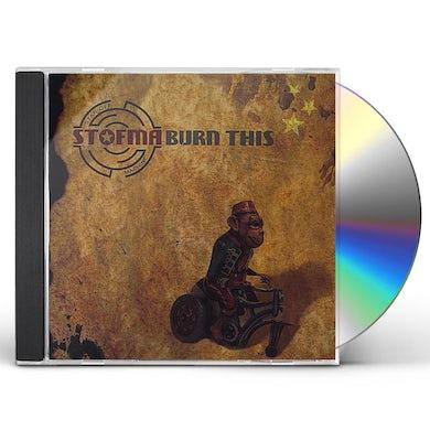 Star Off Machine BURN THIS CD
