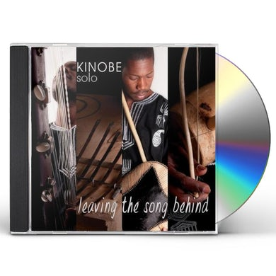 Kinobe LEAVING THE SONG BEHIND CD