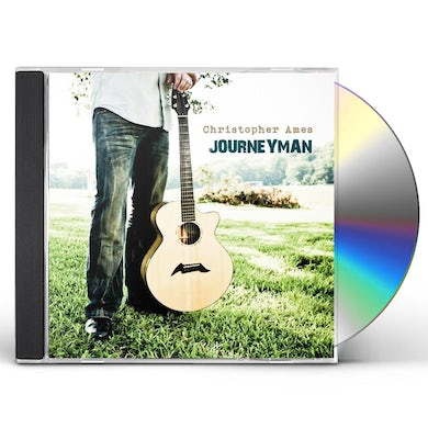 Christopher Ames JOURNEYMAN CD