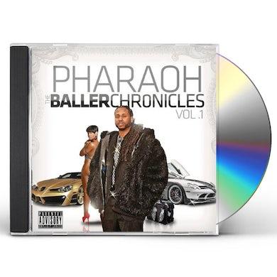Pharaoh BALLER CHRONICLES 1 CD