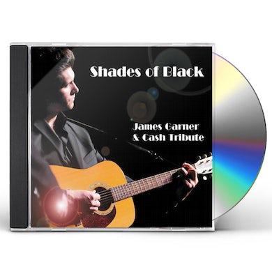 James Garner SHADES OF BLACK: CASH TRIBUTE CD