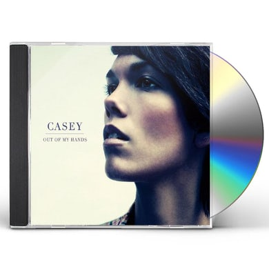 Casey OUT OF MY HANDS CD