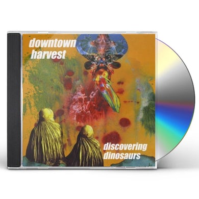 Downtown Harvest DISCOVERING DINOSAURS CD