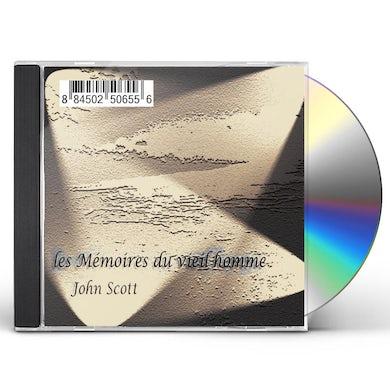 LES MEMOIRES DU VIEIL HOMME CD